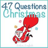 Christmas Questions ESL