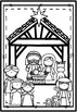 Christmas Nativity Quilt Picture Templates ~ Bible Theme