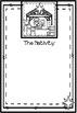 Christmas Nativity Quilt Writing Templates ~ Bible Theme