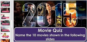 Christmas: Quiz of the year - 2015