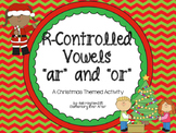 Christmas R-Controlled Vowel Sort (AR and OR)