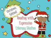 Christmas READING WITH EXPRESSION Activity