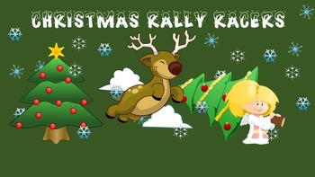 Christmas Rally Racers (lite version), PowerPoint Game