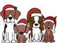 Christmas Randoms Digital Clip Art Set