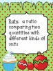Christmas Rates and Ratios