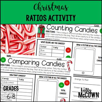 Christmas Ratios Activity