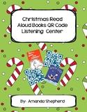 Christmas Read Aloud Books QR Code Listening Center