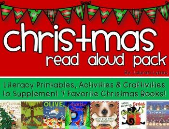 Christmas Read Aloud Pack!