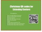Christmas Read Aloud QR codes