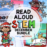 Christmas READ ALOUD STEM™ Activities and Challenges BUNDLE