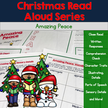 Christmas Read Aloud Series: Amazing Peace