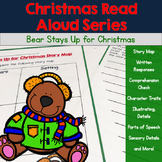 Christmas Read Aloud Series: Bear Stays Up for Christmas