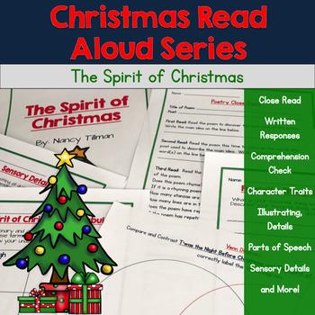 Christmas Read Aloud Series: The Spirit of Christmas