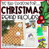 Christmas Read Alouds {10 Books Included}