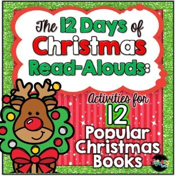 12 Days Of Christmas Read Alouds By Brenda Tejeda Tpt