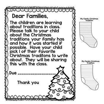 Christmas Activities: Christmas Traditions
