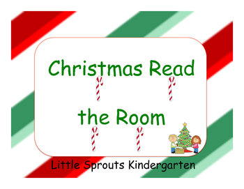 Christmas Read the Room