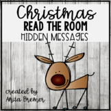Christmas Read-the-Room {Hidden Message Activity}