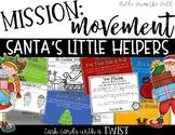 Christmas Centers, Christmas Activities, Mission Movement Decemeber