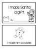 Christmas Reader - I made Santa a gift.