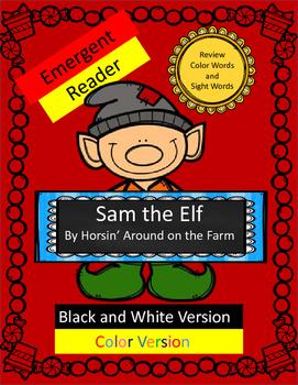 Christmas Reader - Sam the Elf