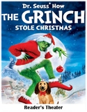Christmas Reader's Theater Script based on How the Grinch Stole Christmas