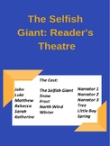 Christian Reader's Theater Script - Classroom Play (The Selfish Giant)