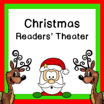 Christmas Readers Theater (2 stories!)