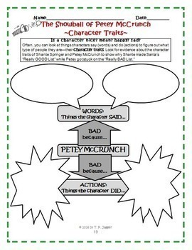 Readers' Theater - Christmas Readers' Theater Script -Snowball of Petey McCrunch
