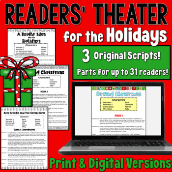 Christmas Readers' Theater