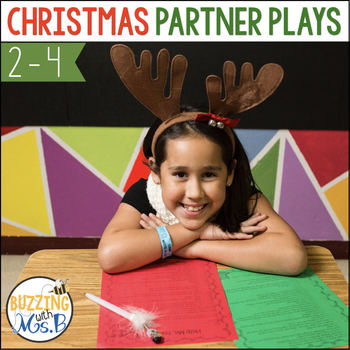 Christmas Reader's Theater: Partner Plays for Two Readers