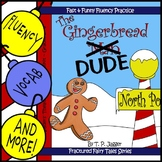 Christmas Readers' Theater Script-Gingerbread Man Fracture