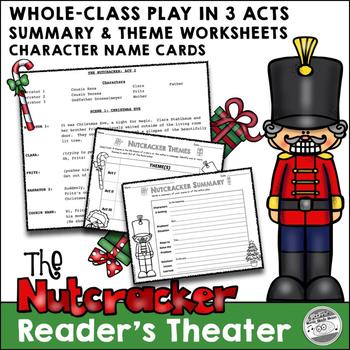 Nutcracker Christmas Readers Theater