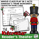 Nutcracker Christmas Readers Theater