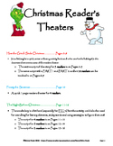 Christmas Readers Theaters