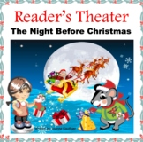 Christmas Play Readers' Theater: The Night Before Christmas
