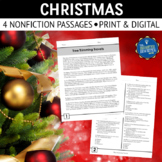Christmas Nonfiction Reading Passages