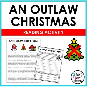 Christmas Reading- An Outlaw Christmas
