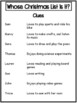 Christmas Reading Activity: Making Inferences