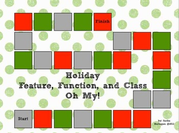 Christmas Reading Centers and Literacy Games for Special Education