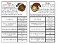 Christmas Reading Comprehension Clip Cards