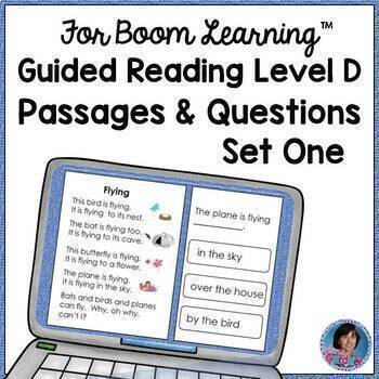 Christmas Reading Comprehension, Language Development and Listening Games