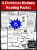 Christmas Reading Comprehension Passages and Questions