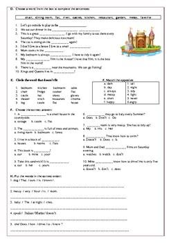 Christmas Reading Comprehension - The Shooting Star