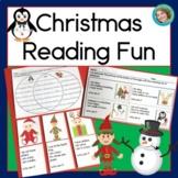 Christmas Reading Fun Literacy Center
