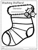 Christmas Reading Graphic Organizers {Use with ANY text} C