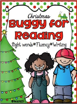 Christmas: Sight Word passages