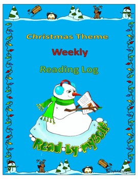 Christmas Reading Log