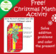 Christmas Reading Packet Comprehension and Vocabulary Strategies