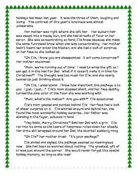 Christmas Reading Packet {Holiday Fun!}